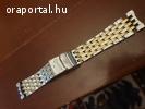 Breitling arany acél fém szíj roséarany