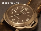 PANERAI LUMINOR MARINA PAM00061 TOBACCO DIAL FULL SET