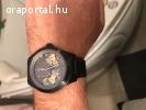 Storm Excalibur limitált automata óra, kiváló, karcmentes